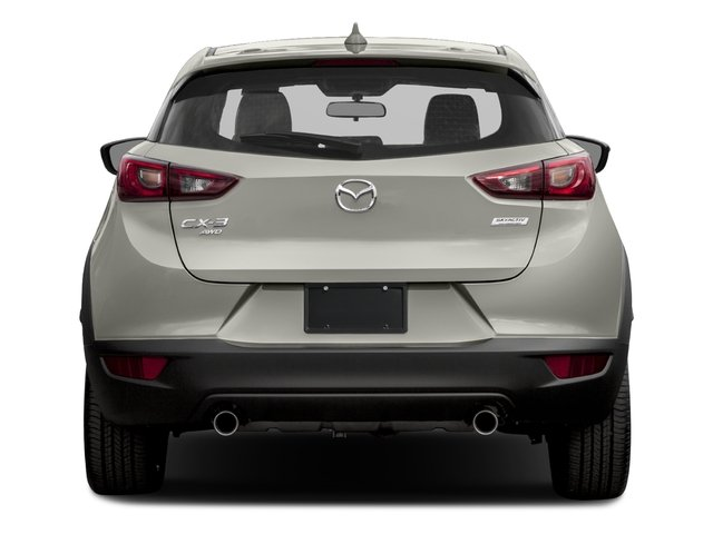 2017 Mazda CX-3 Pictures CX-3 Touring AWD photos rear view