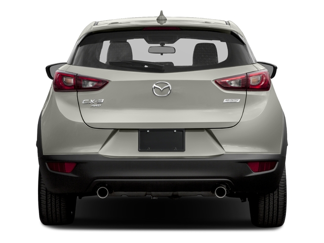 2017 Mazda CX-3 Prices and Values Utility 4D Touring AWD I4 rear view