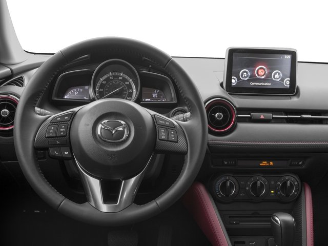 2017 Mazda CX-3 Pictures CX-3 Touring AWD photos driver's dashboard