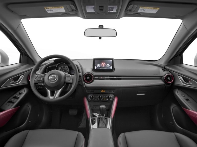 2017 Mazda CX-3 Prices and Values Utility 4D Touring AWD I4 full dashboard