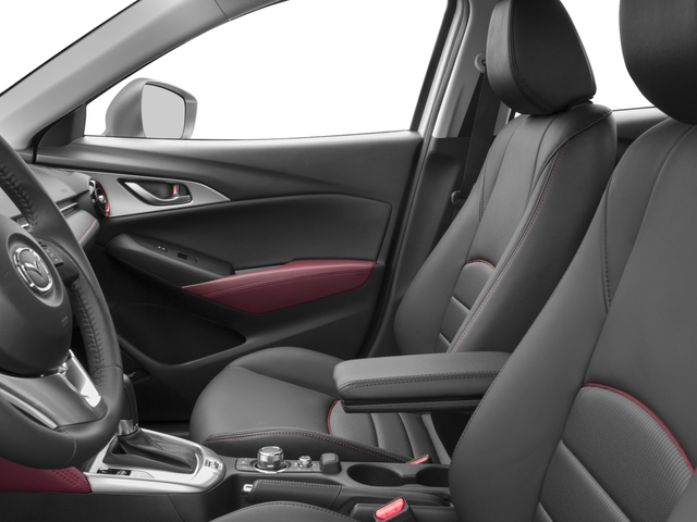 2017 Mazda CX-3 Pictures CX-3 Touring AWD photos front seat interior