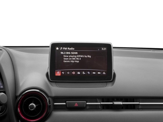 2017 Mazda CX-3 Pictures CX-3 Touring AWD photos stereo system