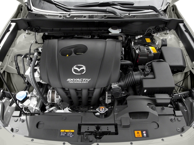 2017 Mazda CX-3 Pictures CX-3 Touring AWD photos engine