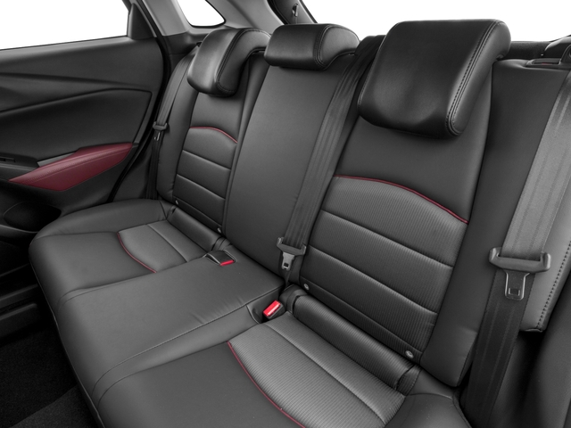 2017 Mazda CX-3 Prices and Values Utility 4D Touring AWD I4 backseat interior