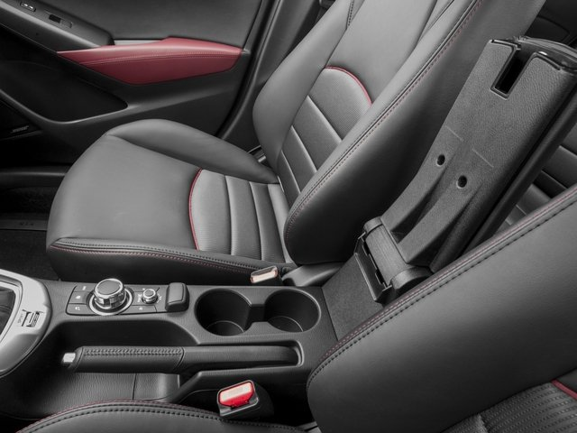 2017 Mazda CX-3 Pictures CX-3 Touring AWD photos center storage console