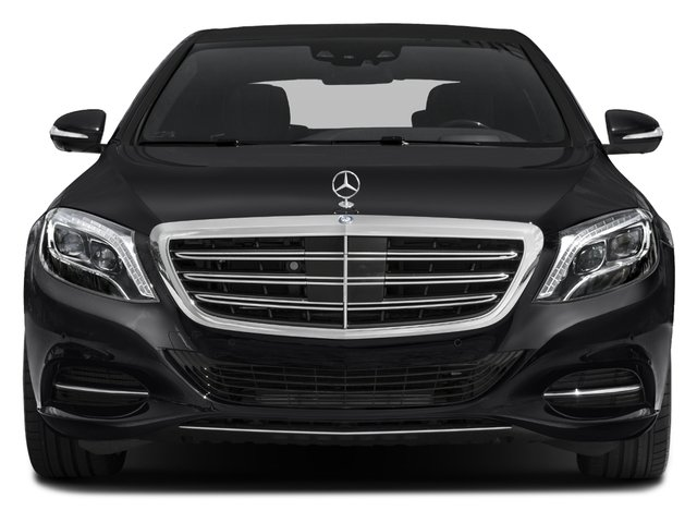 2017 Mercedes-Benz S-Class Prices and Values Sedan 4D S600 V12 Turbo front view