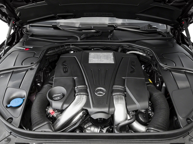 2017 Mercedes-Benz S-Class Prices and Values Convertible 2D S550 V8 Turbo engine