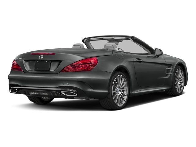 2017 Mercedes-Benz SL Prices and Values Roadster 2D SL550 V8 Turbo side rear view