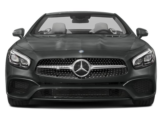 2017 Mercedes-Benz SL Prices and Values Roadster 2D SL550 V8 Turbo front view