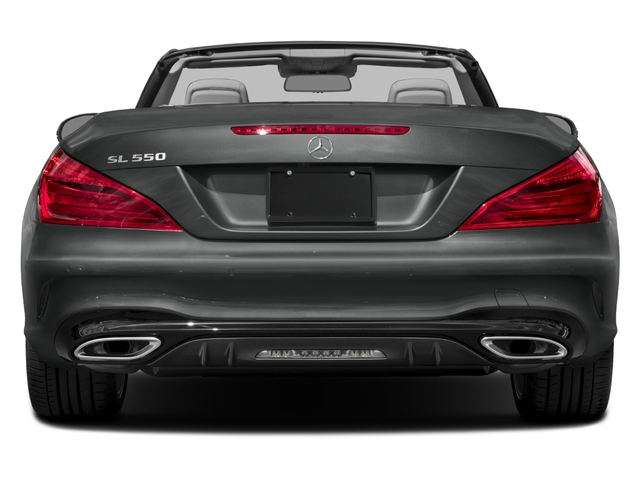 2017 Mercedes-Benz SL Prices and Values Roadster 2D SL550 V8 Turbo rear view
