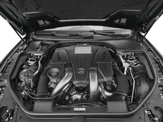 2017 Mercedes-Benz SL Prices and Values Roadster 2D SL550 V8 Turbo engine