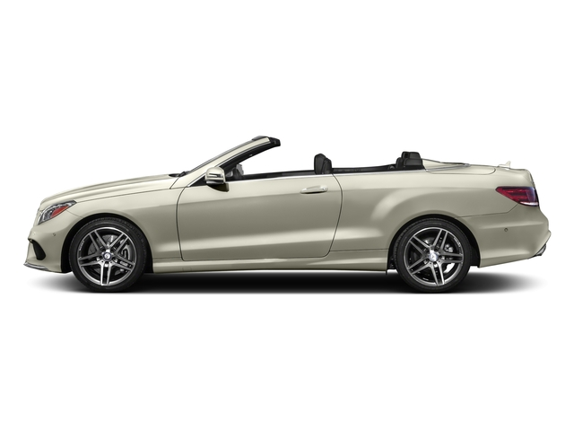 2017 Mercedes-Benz E-Class Prices and Values Convertible 2D E550 V8 Turbo side view