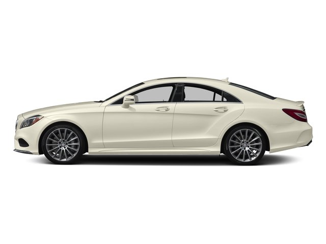 2017 Mercedes-Benz CLS Prices and Values Sedan 4D CLS550 AWD V8 Turbo side view