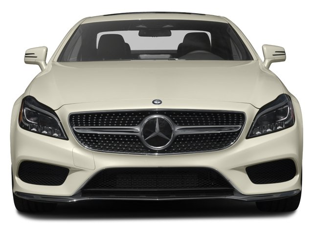 2017 Mercedes-Benz CLS Prices and Values Sedan 4D CLS550 AWD V8 Turbo front view