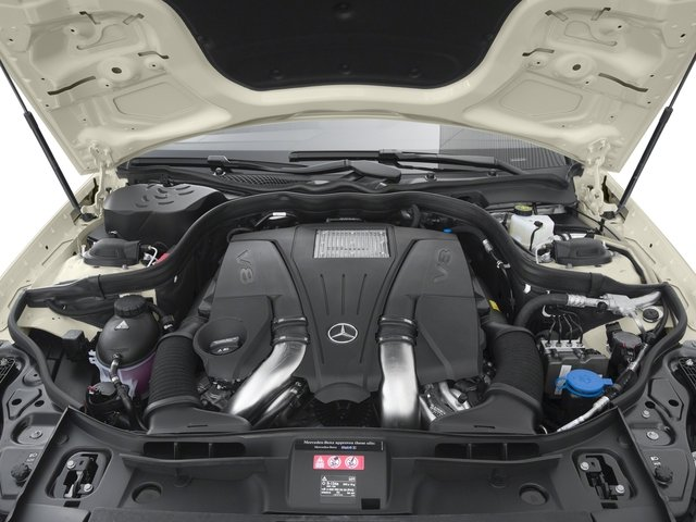 2017 Mercedes-Benz CLS Prices and Values Sedan 4D CLS550 AWD V8 Turbo engine