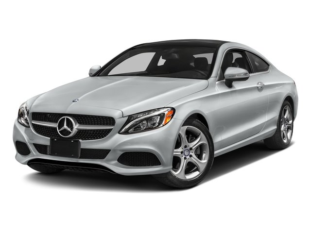 2017 Mercedes-Benz C-Class Pictures C-Class C 300 Coupe photos side front view