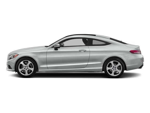 2017 Mercedes-Benz C-Class Pictures C-Class C 300 Coupe photos side view
