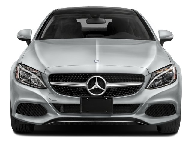2017 Mercedes-Benz C-Class Base Price C 300 4MATIC Coupe Pricing front view