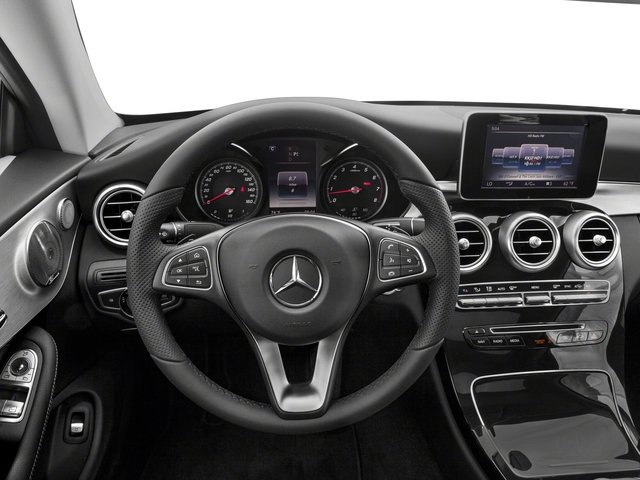 2017 Mercedes-Benz C-Class Base Price C 300 4MATIC Coupe Pricing driver's dashboard