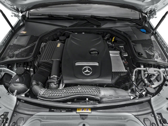 2017 Mercedes-Benz C-Class Pictures C-Class Coupe 2D C300 AWD photos engine