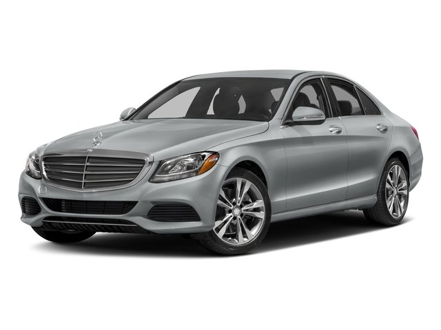 2017 Mercedes-Benz C-Class Base Price C 300 Sedan with Luxury Pkg Pricing side front view
