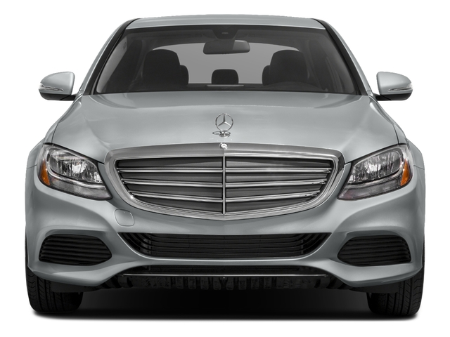 2017 Mercedes-Benz C-Class Base Price C 300 Sedan with Luxury Pkg Pricing front view