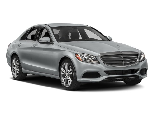 2017 Mercedes-Benz C-Class Prices and Values Sedan 4D C300 AWD I4 Turbo side front view