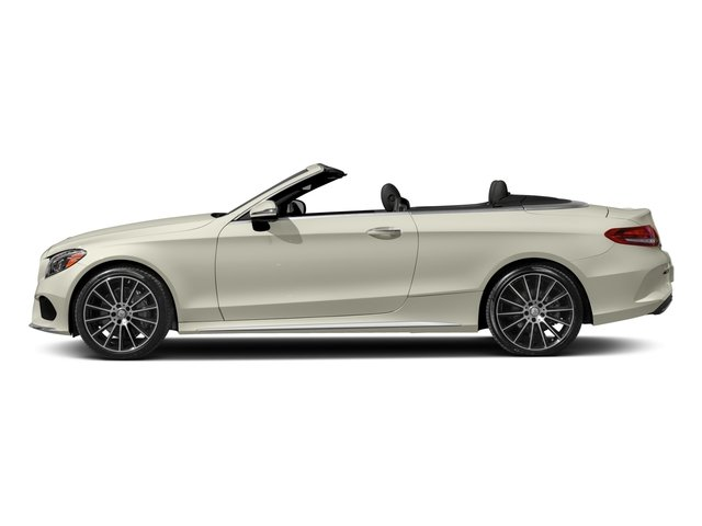 2017 Mercedes-Benz C-Class Base Price C 300 Cabriolet Pricing side view