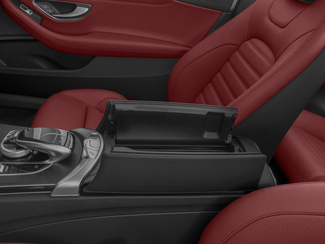 2017 Mercedes-Benz C-Class Base Price C 300 Cabriolet Pricing center storage console