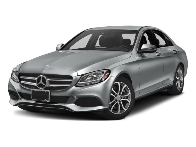 2017 Mercedes-Benz C-Class Prices and Values Sedan 4D C300 I4 Turbo side front view