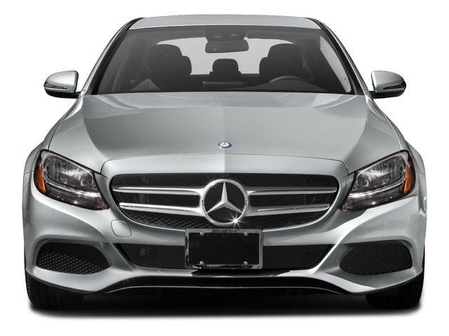 2017 Mercedes-Benz C-Class Pictures C-Class Sedan 4D C300 I4 Turbo photos front view