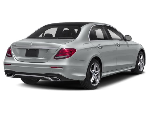 2017 Mercedes-Benz E-Class Prices and Values Sedan 4D E300 I4 Turbo side rear view