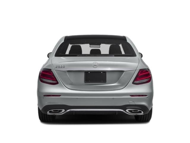 2017 Mercedes-Benz E-Class Prices and Values Sedan 4D E300 I4 Turbo rear view