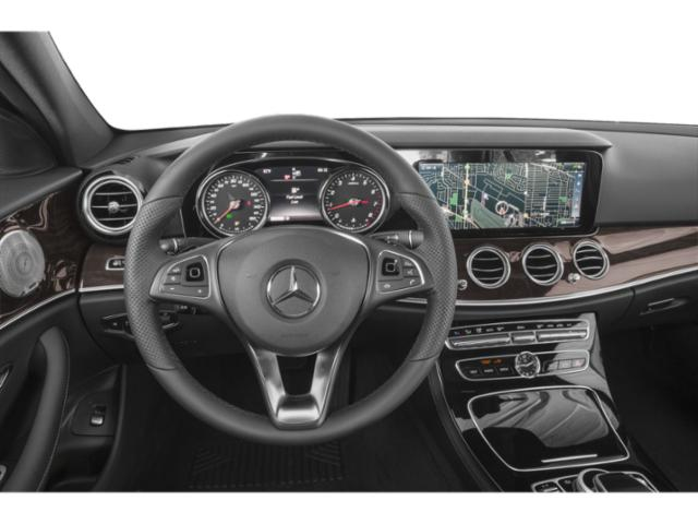 2017 Mercedes-Benz E-Class Prices and Values Sedan 4D E300 AWD I4 Turbo driver's dashboard