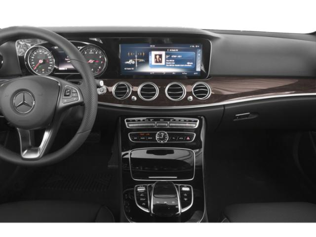 2017 Mercedes-Benz E-Class Prices and Values Sedan 4D E300 I4 Turbo stereo system