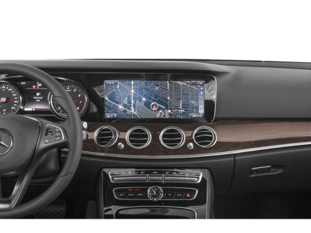 2017 Mercedes-Benz E-Class Pictures E-Class Sedan 4D E300 AWD I4 Turbo photos navigation system