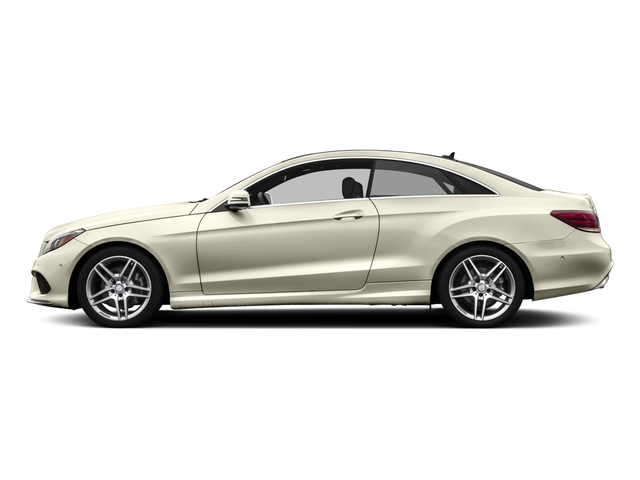 2017 Mercedes-Benz E-Class Base Price E 400 RWD Coupe Pricing side view