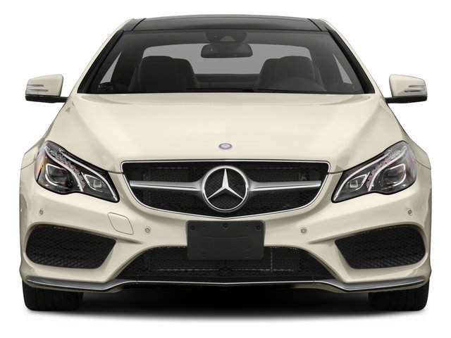 2017 Mercedes-Benz E-Class Base Price E 400 RWD Coupe Pricing front view