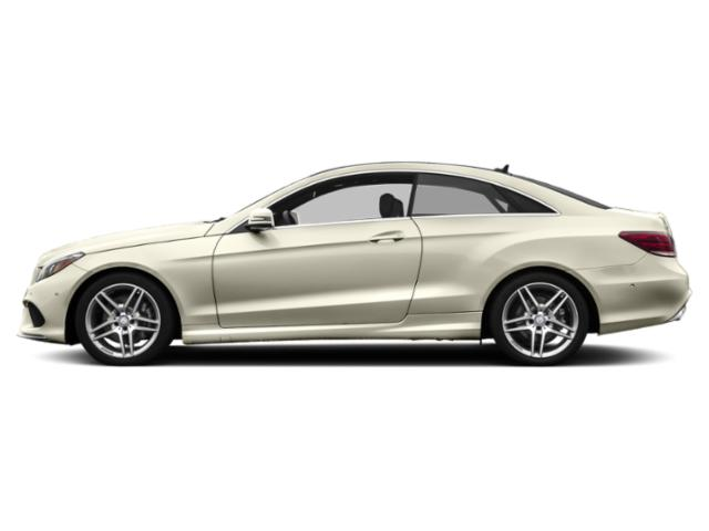 2017 Mercedes-Benz E-Class Prices and Values Coupe 2D E400 AWD V6 Turbo side view