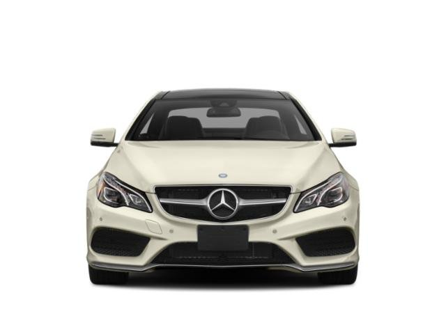 2017 Mercedes-Benz E-Class Prices and Values Coupe 2D E400 AWD V6 Turbo front view