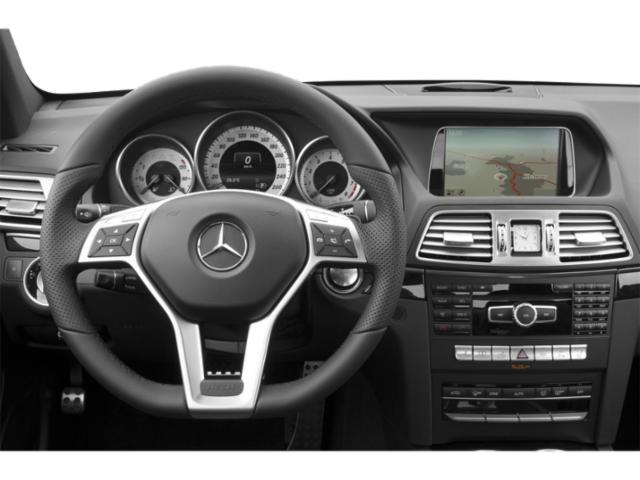 2017 Mercedes-Benz E-Class Prices and Values Coupe 2D E400 AWD V6 Turbo driver's dashboard