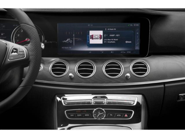 2017 Mercedes-Benz E-Class Prices and Values Coupe 2D E400 AWD V6 Turbo stereo system