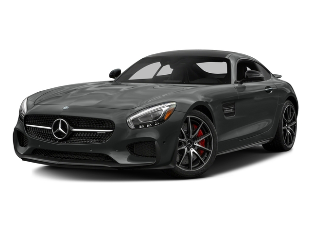 2017 Mercedes-Benz AMG GT Prices and Values S 2 Door Coupe side front view
