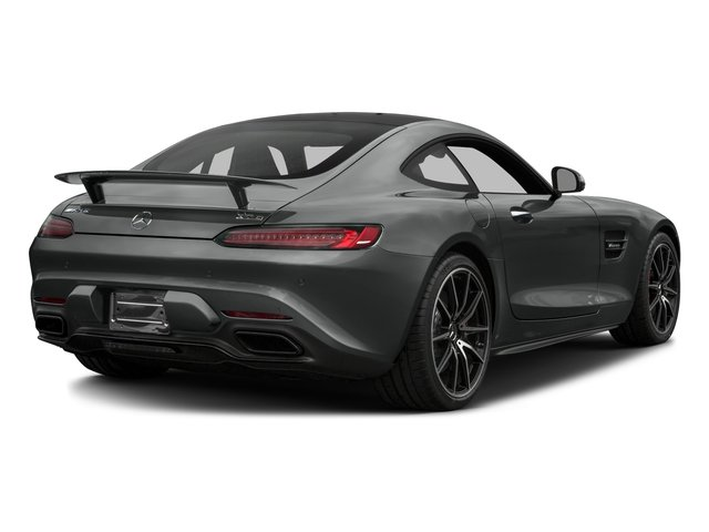 2017 Mercedes-Benz AMG GT Prices and Values S 2 Door Coupe side rear view