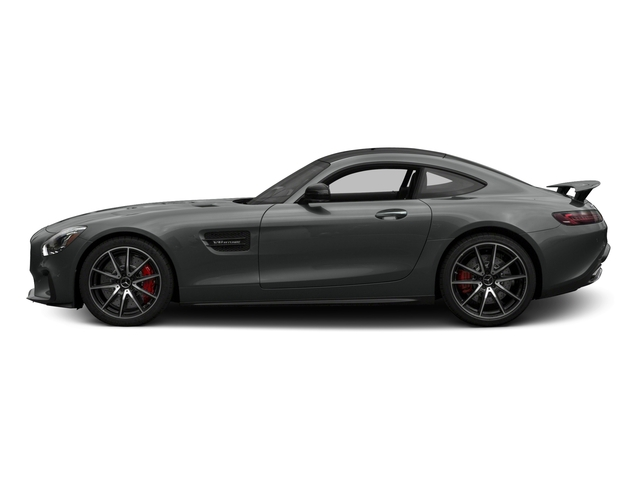 2017 Mercedes-Benz AMG GT Prices and Values S 2 Door Coupe side view