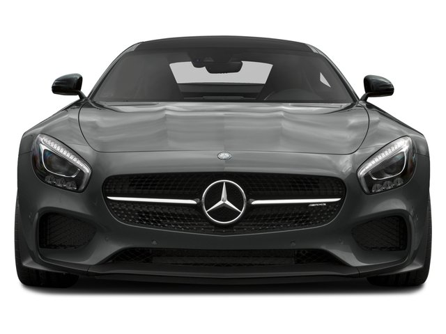 2017 Mercedes-Benz AMG GT Prices and Values S 2 Door Coupe front view