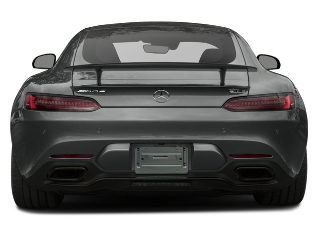 2017 Mercedes-Benz AMG GT Base Price AMG GT S Coupe Pricing rear view