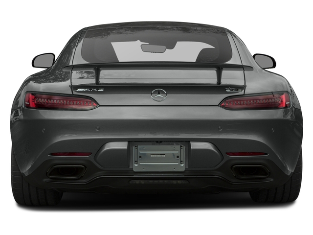 2017 Mercedes-Benz AMG GT Prices and Values S 2 Door Coupe rear view
