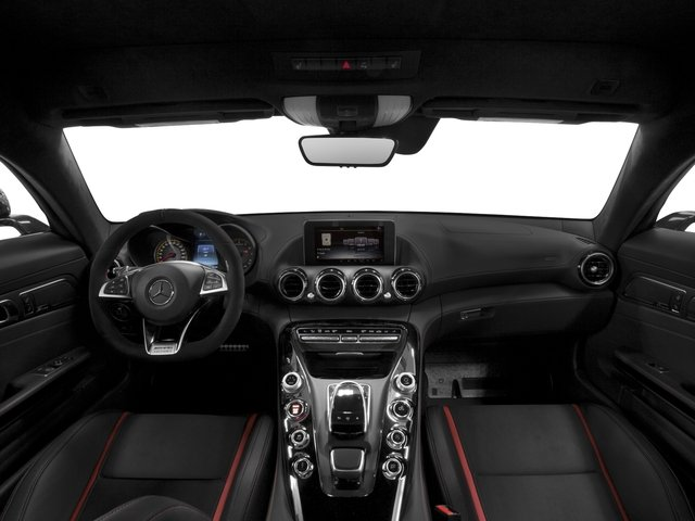 2017 Mercedes-Benz AMG GT Base Price AMG GT S Coupe Pricing full dashboard