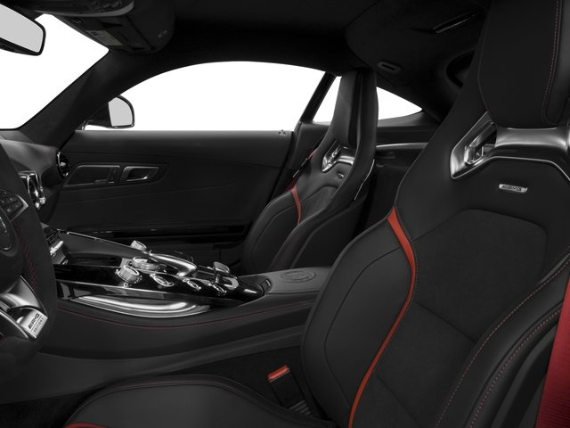 2017 Mercedes-Benz AMG GT Prices and Values S 2 Door Coupe front seat interior